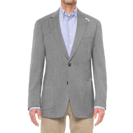 Kroon Bono Sport Coat - Wool Blend (For Men) in Grey Nailhead - Closeouts