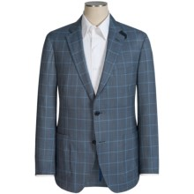 Kroon Bono Sport Coat - Worsted Wool (For Men) in Blue - Closeouts