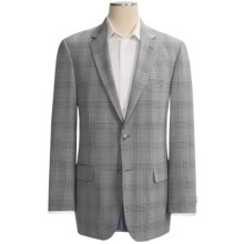 Kroon Brock Plaid Sport Coat - Wool (For Men) in Tan/Grey - Closeouts