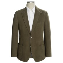 Kroon Brushed Twill Sport Coat - Detachable Throat Latch (For Men) in Olive - Closeouts