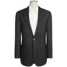 Kroon Connor Sport Coat - Loro Piana Wool (For Men) in Black - Closeouts