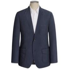 Kroon Cotton Blend Sport Coat (For Men) in Navy - Closeouts