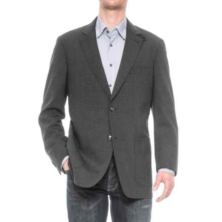 Kroon Edge 2 Sport Coat - Wool Blend (For Men) in Black Check - Closeouts