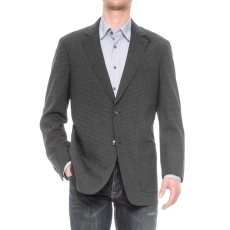 Kroon Edge 2 Sport Coat - Wool Blend (For Men) in Black Check