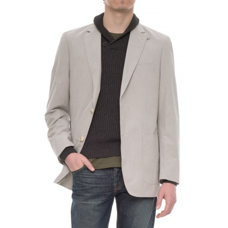 Kroon Edge Mini Stripe Sport Coat (For Men) in Stone