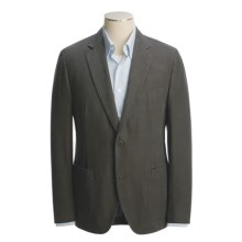 Kroon Faint Twill Sport Coat - Cotton-Rich (For Men) in Brown - Closeouts