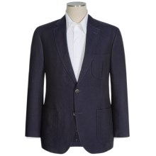 Kroon Fray Linen Sport Coat (For Men) in Navy - Closeouts