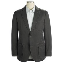 Kroon Garment-Washed Nailhead Sport Coat (For Men) in Black - Closeouts
