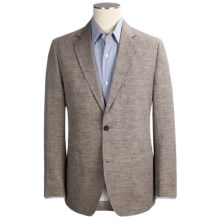 Kroon Garment-Washed Sport Coat - Cotton-Linen (For Men) in Black - Closeouts