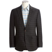 Kroon Gordon Wool Sport Coat (For Men) in Black - Closeouts
