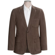 Kroon Harrison Solid Sport Coat - Stretch Cotton (For Men) in Dark Olive - Closeouts