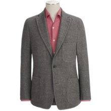 Kroon Mayer Sport Coat - Wool (For Men) in Charcoal - Closeouts