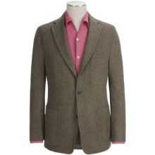 Kroon Mayer Sport Coat - Wool (For Men) in Oatmeal - Closeouts