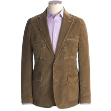 Kroon Nash Corduroy Sport Coat - Cotton (For Men) in Khaki - Closeouts