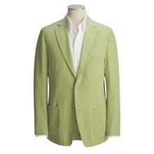 Kroon Neil Sport Coat - Cotton-TENCEL® (For Men) in Green - Closeouts