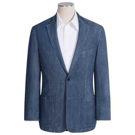 Kroon Pegasus Sport Coat (For Men) in Denim - Closeouts