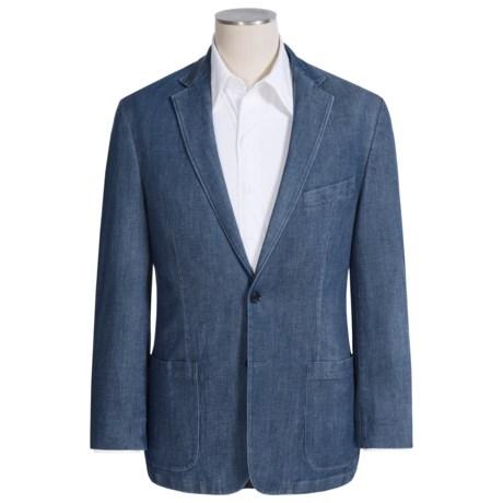 Kroon Pegasus Sport Coat (For Men) in Denim