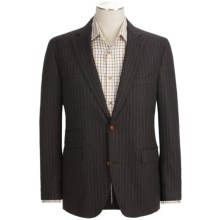 Kroon Pippin Sport Coat - Lambswool-Cashmere, Striped (For Men) in Dark  Brown - Closeouts