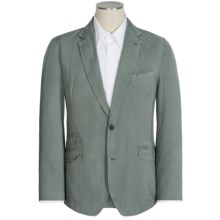 Kroon Taylor Cotton Sport Coat (For Men) in Steel Grey - Closeouts