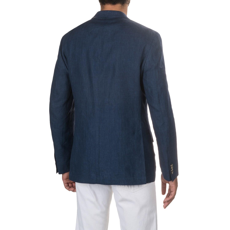 Kroon Taylor Linen Sport Coat (For Men) - Save 86%