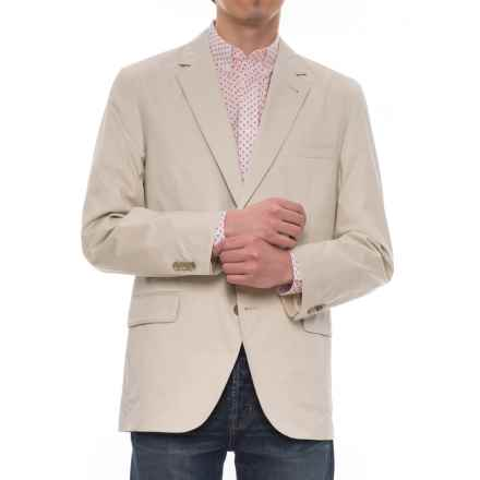 Kroon Taylor Sport Coat - Cotton (For Men) in Khaki - Closeouts