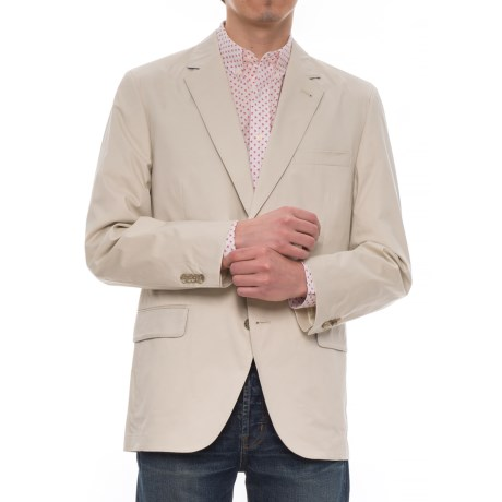 Kroon Taylor Sport Coat - Cotton (For Men) in Khaki