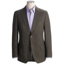 Kroon Taylor Sport Coat - Garment-Washed Cotton (For Men) in Taupe - Closeouts
