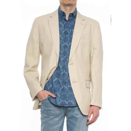 Kroon Taylor Sport Coat - Linen-Cotton (For Men) in Cream - Closeouts