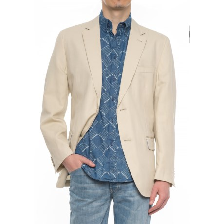 Kroon Taylor Sport Coat - Linen-Cotton (For Men) in Cream