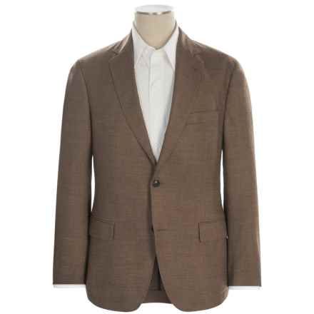 Kroon Taylor Sport Coat - Wool (For Men) in Mocha - Closeouts