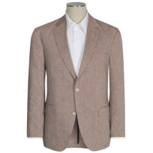 Kroon Taylor Stretch Sport Coat - Linen-Wool (For Men) in Light Brown - Closeouts