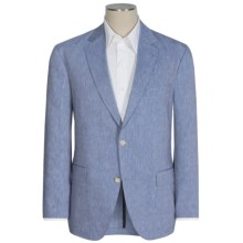 Kroon Taylor Stretch Sport Coat - Linen-Wool (For Men) in Pale Blue - Closeouts