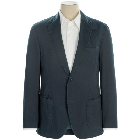 Kroon The Edge Sport Coat - Washed Cotton (For Men)