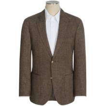 Kroon The Edge Sport Coat - Wool Blend (For Men) in Brown Donegal - Closeouts