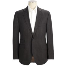 Kroon Wool Stripe Sport Coat (For Men) in Navy/Brown - Closeouts