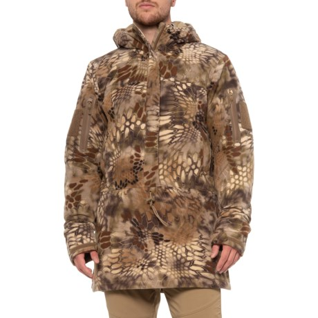 Kryptek Anorak Zip Neck Waterproof Men's Jacket