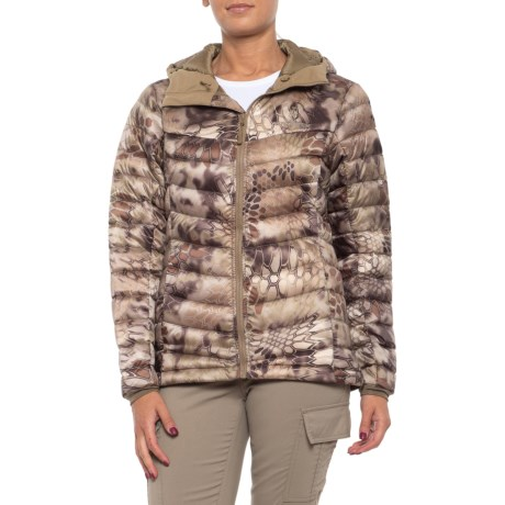 Sierra Kryptek Aquillo Down Women's Jacket