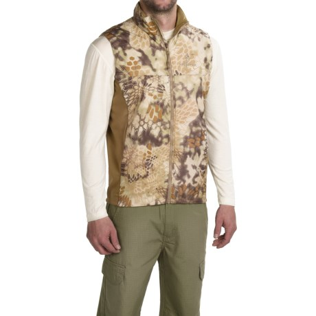 Kryptek Kratos Minus 2 PrimaLoft(R) Hunting Vest Insulated (For Men)