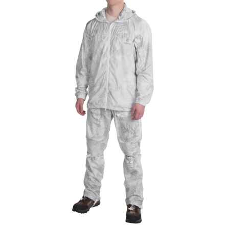 Kryptek Overwhites Jacket, Pants and Gaiters Set - 3-Piece (For Men) in Yeti - Closeouts