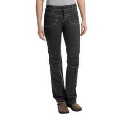 Kuhl Dulce Pants - Stretch Cotton (For Women) in Espresso