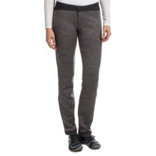 Kuhl Helena Fleece Pants (For Women) in Charcoal - Closeouts