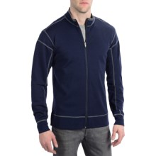 Kuhl Kuhl Team Jacket - Merino Wool, Full Zip (For Men) in Navy - Closeouts