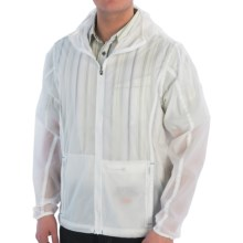Kuhl Parashirt Jacket - Windproof (For Men) in Transparent - Closeouts