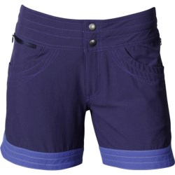 Kuhl Spree Shorts (For Women) in Eclipse
