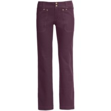 Kuhl Stirr Pants - Stretch Cotton (For Women) in Berry - Closeouts