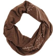 Kuhl Willow Scarf - Merino Wool Blend (For Women) in Oak - Closeouts