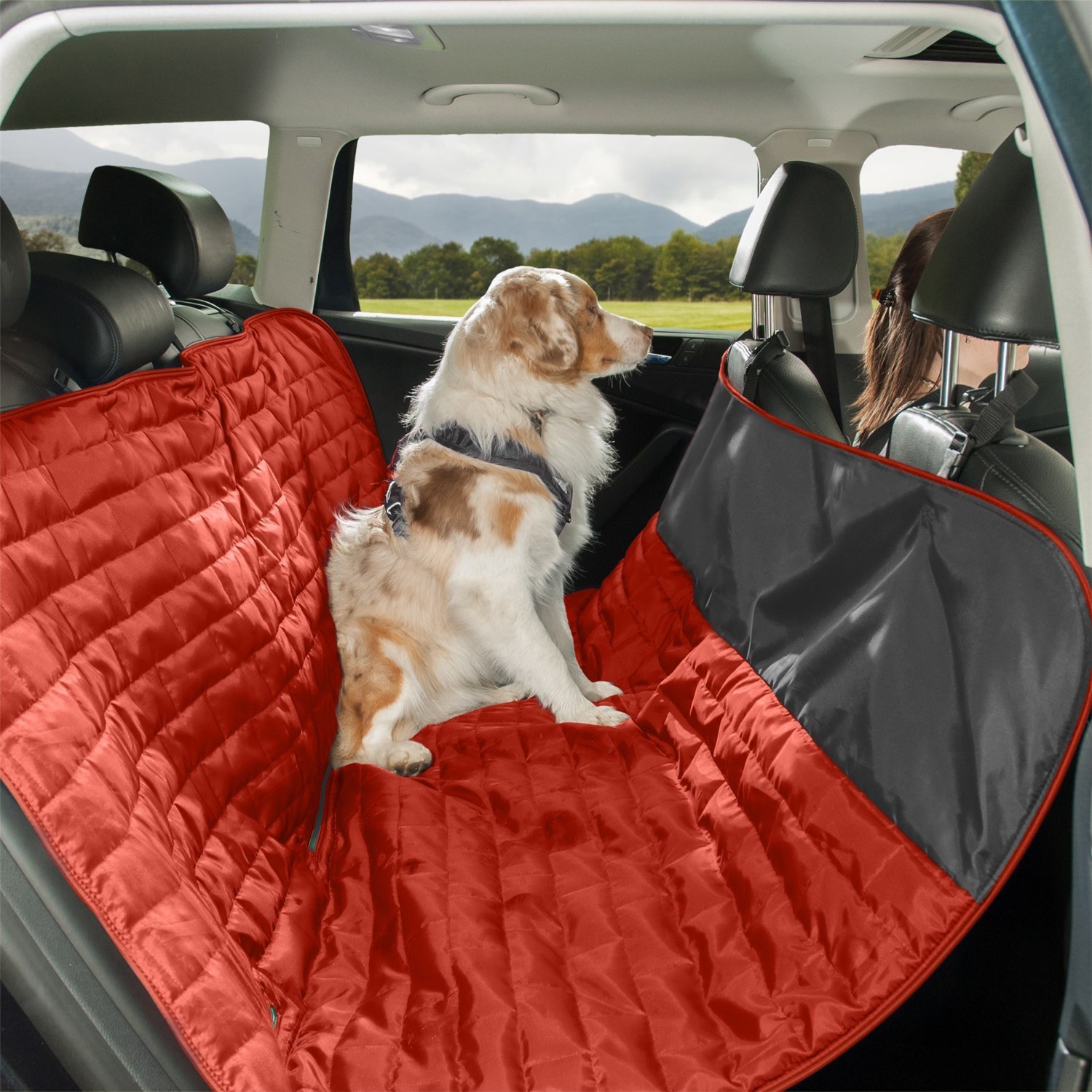 kurgo loft dog hammock car seat cover save 31. Black Bedroom Furniture Sets. Home Design Ideas
