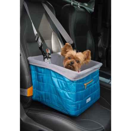 Kurgo Loft Pet Booster Seat in Coastal Blue - Closeouts