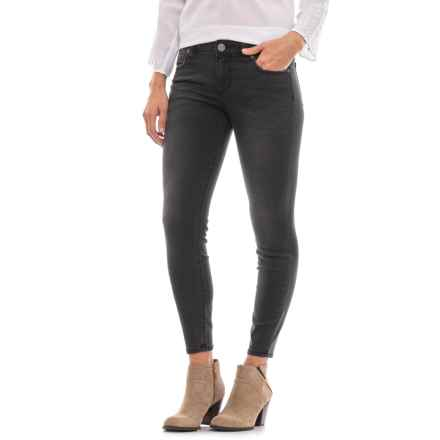 KUT from the Kloth Ankle Skinny Jeans (For Women) in Lobelia - Closeouts
