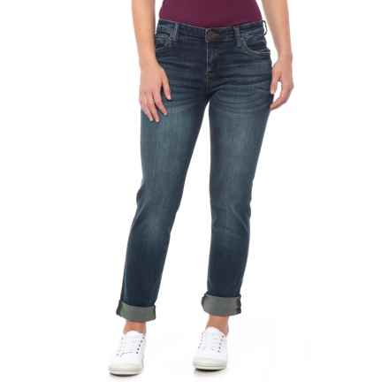 KUT from the Kloth Boyfriend Jeans (For Women) in Celmatis - Closeouts